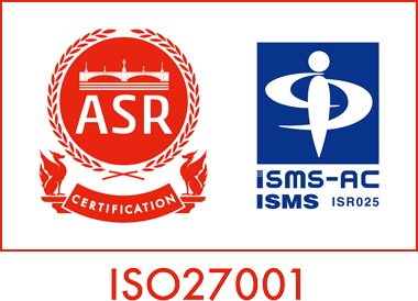 ISO27001 ASR社 ISMS