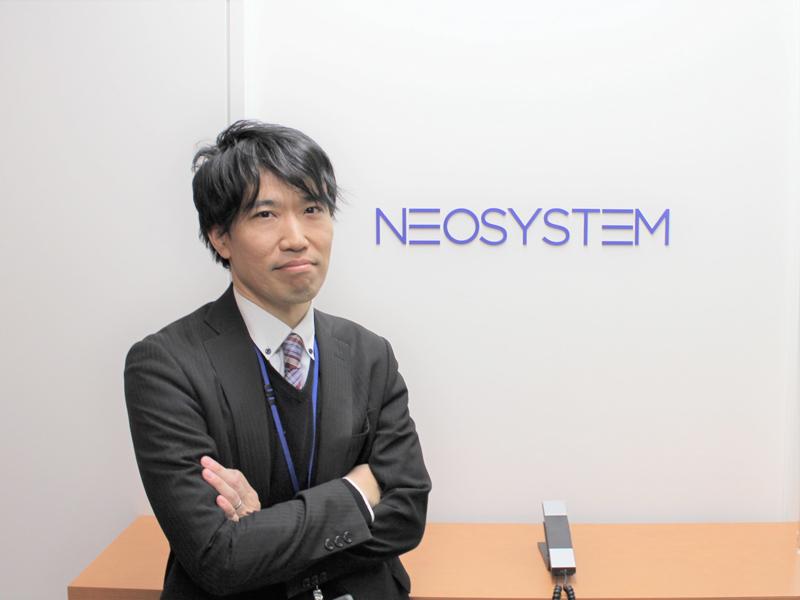 開発本部 統括部長 金井 幸太