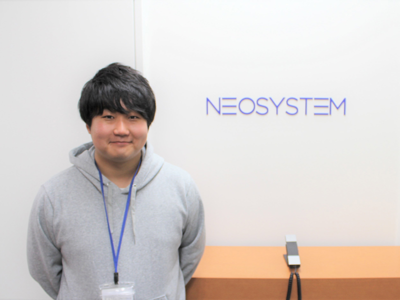 第3システム部 片岡 凌